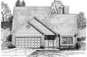 View house Plan#124-1150