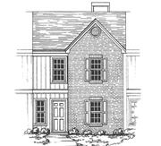 View house Plan#124-1158