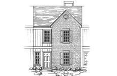Main image for house plan # 7504
