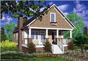 View house Plan#124-1159