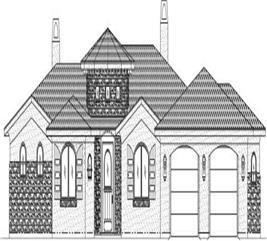 House Plan #125-1006