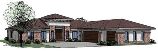 Main image for house plan # 19329