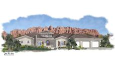 Main image for house plan # 19362