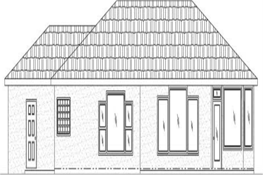 House Plan #125-1017