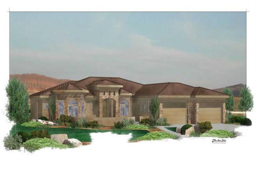 Southwest House Plans Southwestern Style Homes - Southwest house plans southwest home plans