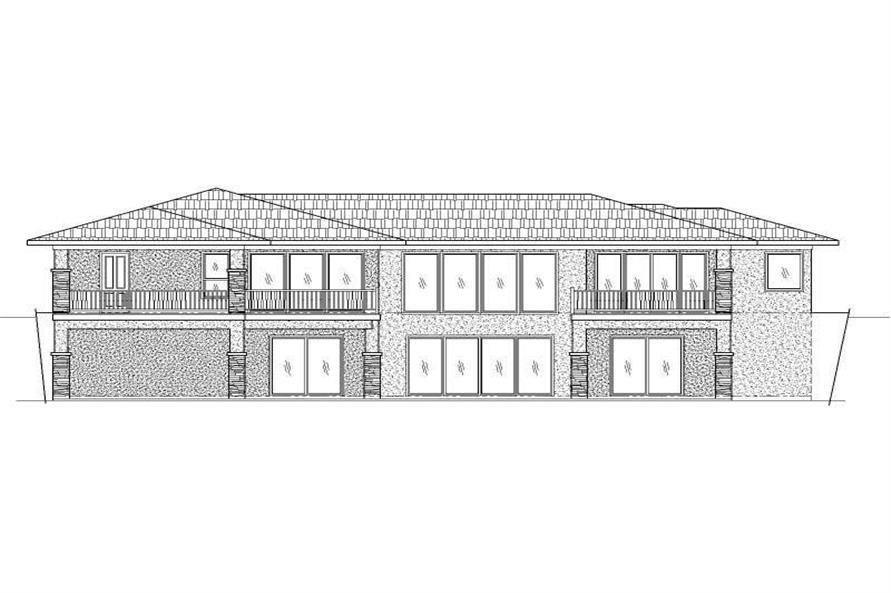 House Plan #125-1033