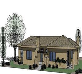 House Plan #125-1038