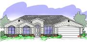 View house Plan#125-1040