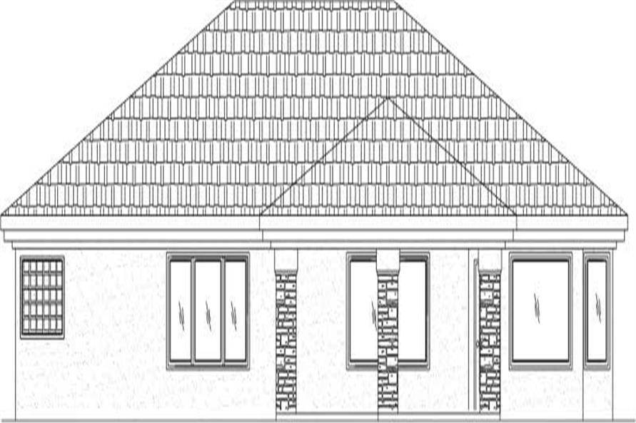 House Plan #125-1047