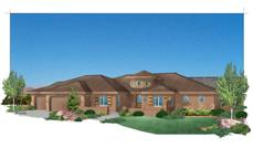 Main image for house plan # 19766