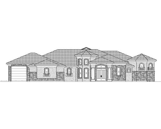 Main image for house plan # 19755