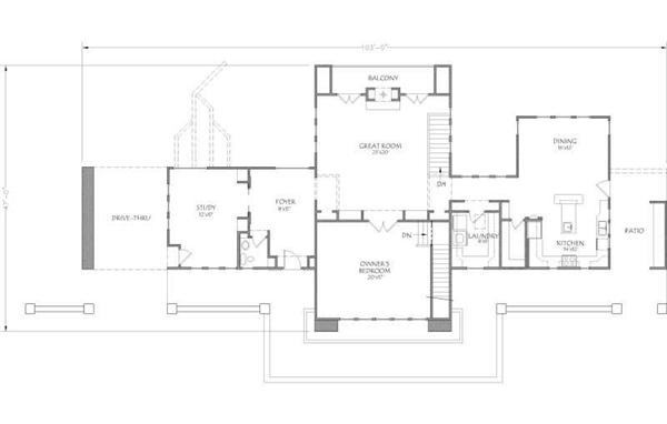 HOME PLAN DR