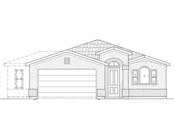 Main image for house plan # 19770