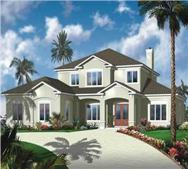 House Plan #126-1004