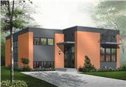 View house Plan#126-1010