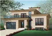 View house Plan#126-1012