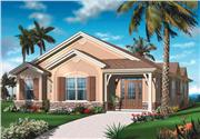 View house Plan#126-1032