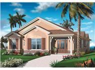 Main image for house plan # 19981