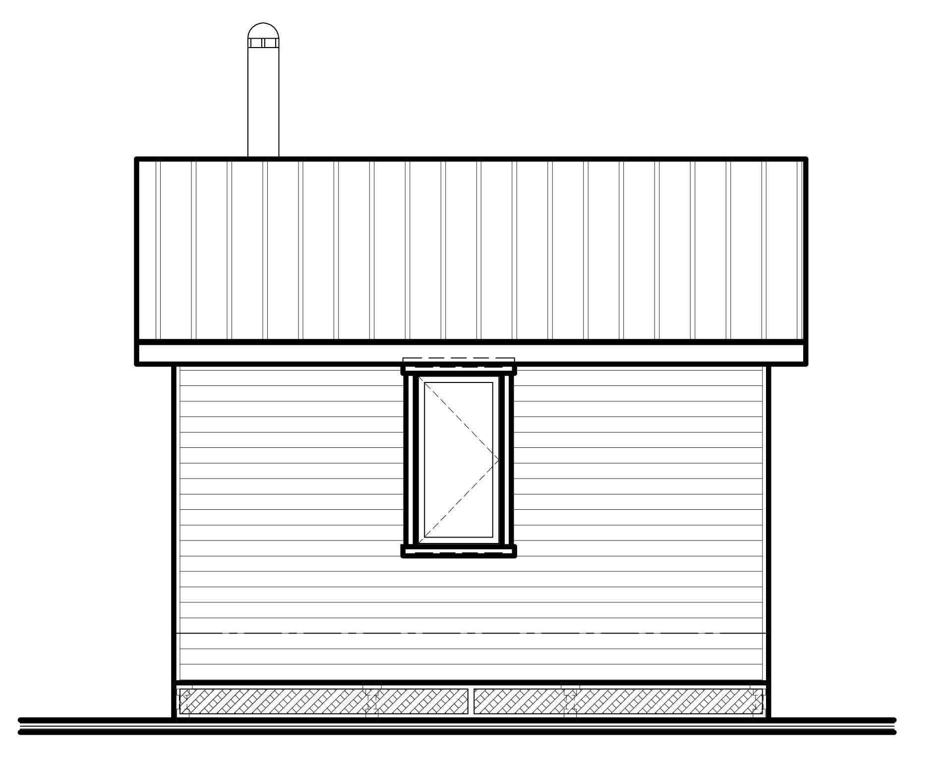 Vacation Home Design DD-1901