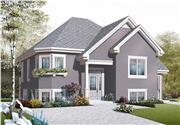 View house Plan#126-1047