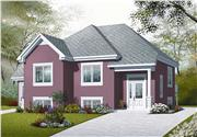 View house Plan#126-1048