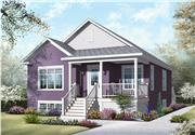 View house Plan#126-1049