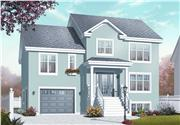 View house Plan#126-1065