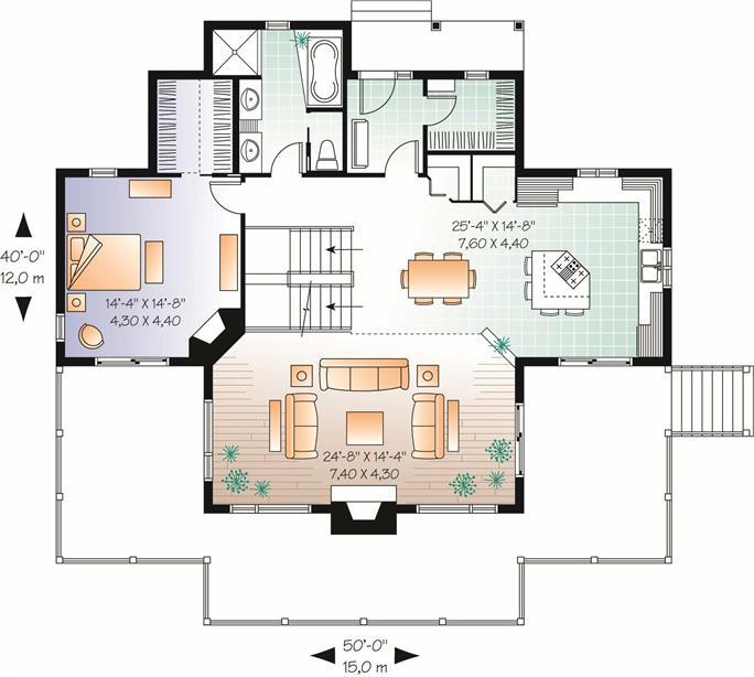 Bachelor Home Plans Home Plan