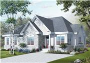 View house Plan#126-1127