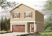 View house Plan#126-1130