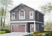 View house Plan#126-1131