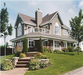 House Plan #126-1132