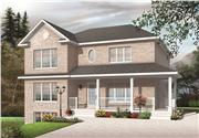 View house Plan#126-1141