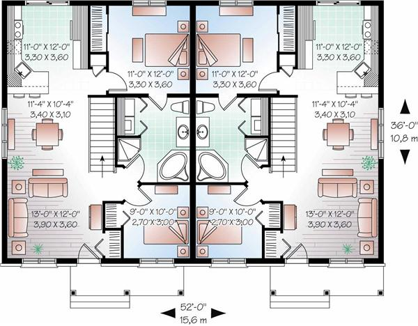 Very Simple Ranch House Plans