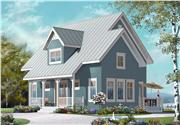 View house Plan#126-1153