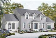 View house Plan#126-1168