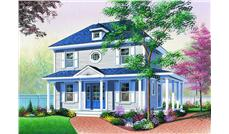 Main image for house plan # 4171