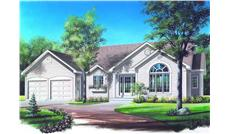 Main image for house plan # 4176