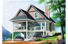 Main image for house plan # 3530