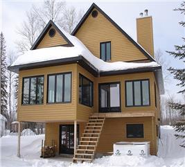 House Plan #126-1198