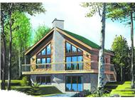 Main image for house plan # 3538