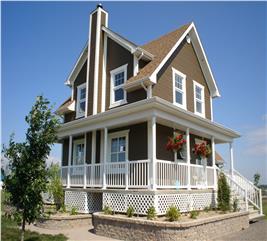 House Plan #126-1218