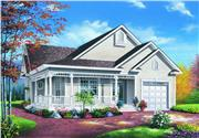 View house Plan#126-1221