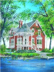 View house Plan#126-1230