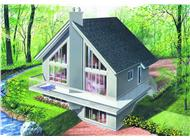 Main image for house plan # 4154