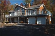 View house Plan#126-1250