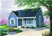 View house Plan#126-1264