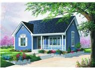 Main image for house plan # 4116