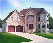 View house Plan#126-1267