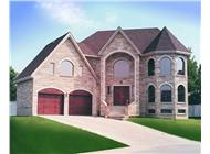 Main image for house plan # 4181